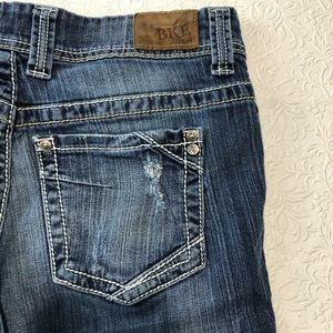 BKE Buckle Women Capri Jeans Payton Size 31S